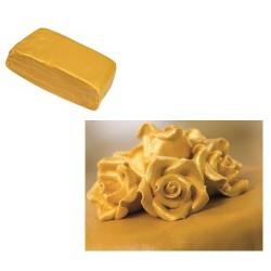 Sugarpaste, 100g gold (Decora)