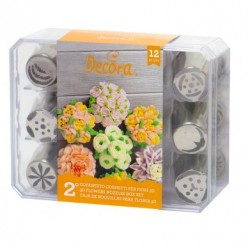 Easy Piped Flowers, tyllpaket 2