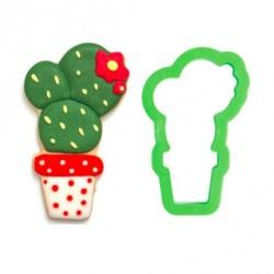 Kaktus i kruka, utstickare (De)