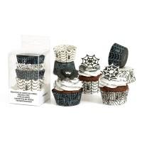 Spider Web, 75 st muffinsformar