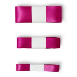 Hot Pink, kantband - höjd 1,5 cm (metervara)