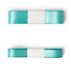 Teal Blue, kantband (metervara)