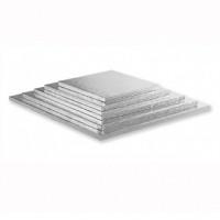 Kvadrat, silver 40 cm (Dec)