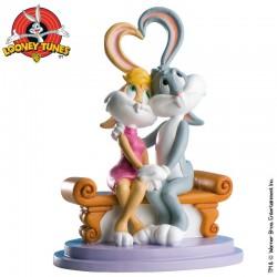 Bugs Bunny och Lola, brudpar