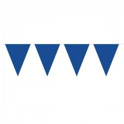 Vimpel, 10 m (mörkblå)