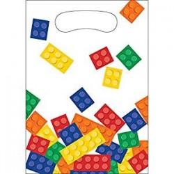 Lego, 8 st kalaspåsar