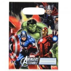 Avengers, 6 st kalaspåsar