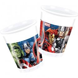 Avengers, 8 st muggar