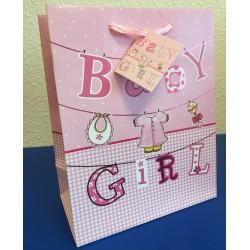 Baby Girl, presentpåse