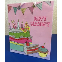 Yummy Cake, presentpåse