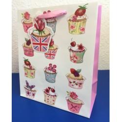 Cupcakes, presentpåse