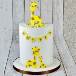 Giraff, 2 st utstickare