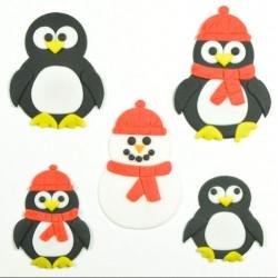 Pingvin, utstickare (FMM)