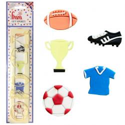 Get Sporty, motivlinjal