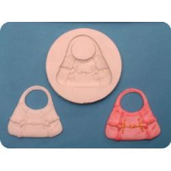 Handväska (1), silikonform