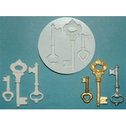 Nycklar, 3 olika