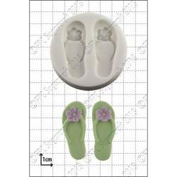 Flip Flops, silikonform