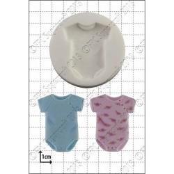 Babyplagg, silikonform