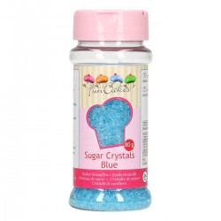 Glittersocker, blå (Blue)