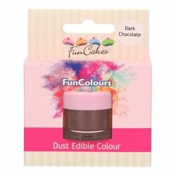 Dark Chocolate, pulverfärg (FC)
