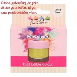 Spring Green, pulverfärg (FC)