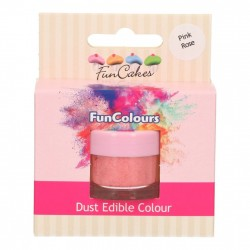 Pink Rose, pulverfärg (FC)