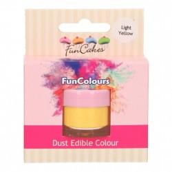 Light Yellow, pulverfärg (FC)
