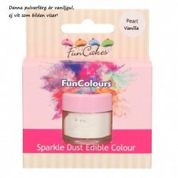 BF 20210330 - Pearl Vanilla, sparkle-pulverfärg (FC)