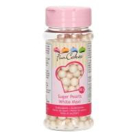 Vita Sockerpärlor (7mm)
