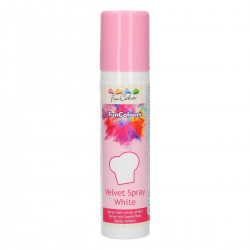 Velvet Spray, vit (White - FC)