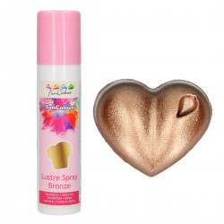 Lustre Spray, brons (Bronze - FC)