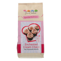 Enchanted Cream Choco, 450g frosting