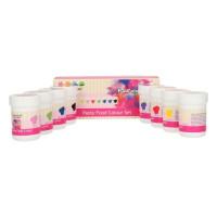 8-pack pastafärg på burk (FC)