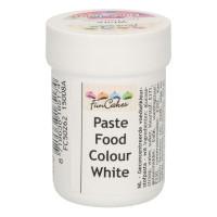 Vit pastafärg på burk (White - FC)