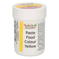 Gul pastafärg på burk (Yellow - FC)