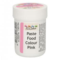 Rosa pastafärg på burk (Pink - FC)