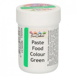 Grön pastafärg på burk (Green - FC)