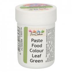 Grön pastafärg på burk (Leaf Green - FC)