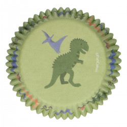 Dinosaurs, 48 st muffinsformar