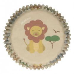 Safari, 48 st muffinsformar