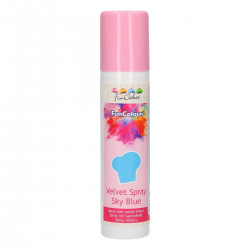 BF 20210531 - Velvet Spray, blue (Sky Blue - FC)