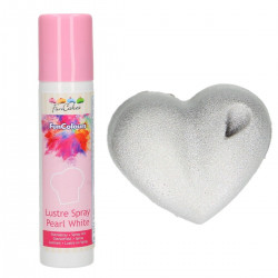 Lustre Spray, vit (Pearl White - FC)