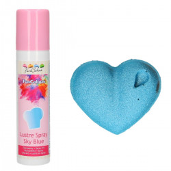 Lustre Spray, blå (Sky Blue - FC)