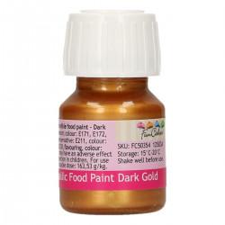 Flytande färg, guld (Dark Gold - FC)