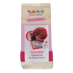 Chokladganache-mix, 400g