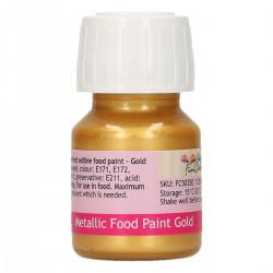 Flytande färg, guld (Gold - FC)