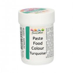 Grön pastafärg på burk (Turquoise - FC)