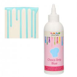 Choco Drip, blå