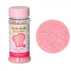 Rosa strössel (Pink Sugar Dots)