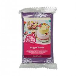 Lila sockerpasta m vaniljsmak, 250g (Royal Purple)